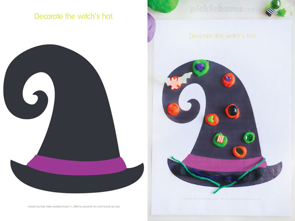 Halloween Spider Hat